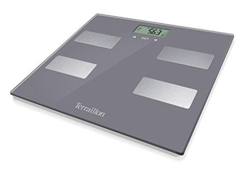 Balanza personal electrónica Terraillon, impedancia, 8 ...