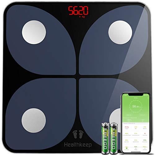 Medidor de impedancia de escala personal, escala conectada, ...