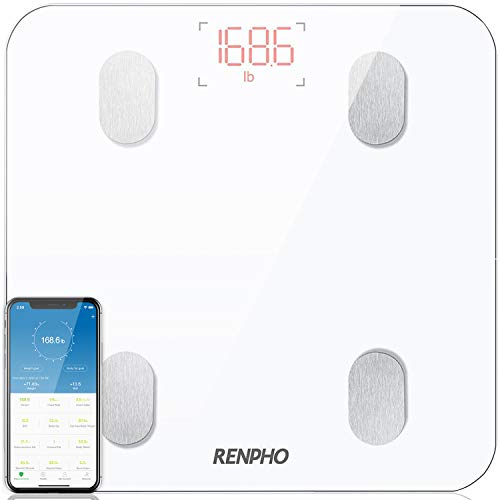 Báscula personal RENPHO Connected Scale, Báscula personal ...
